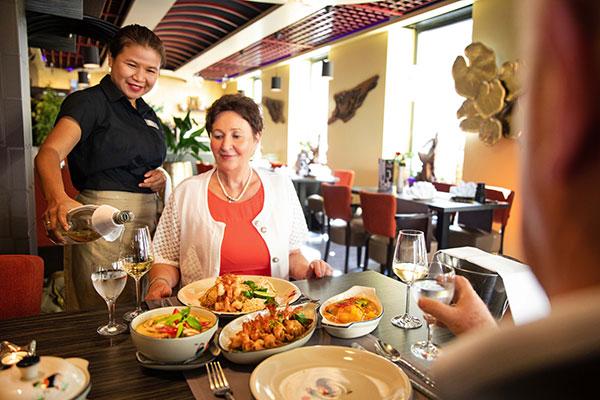 leckere gerichte im lay thai restaurant duesseldorf